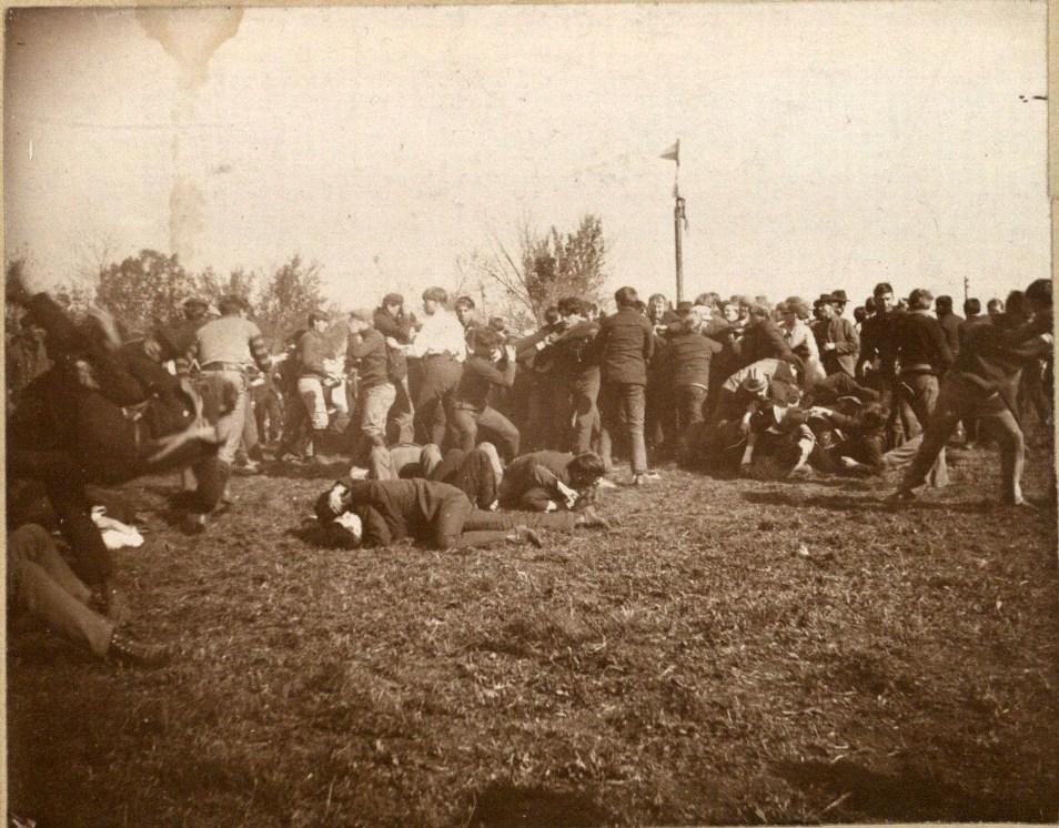May-pole Scrap, 1904