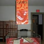 Riddle Me This Exhibition--Games Exhibition Case