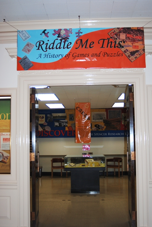 Riddle Me This Exhibition