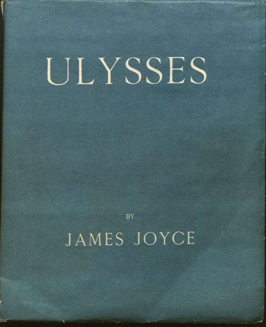 First Edition of Ulysses (1922)