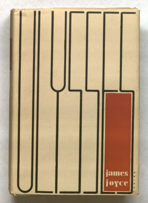 Image of the First Authorized American Edition of Ulysses (1934)