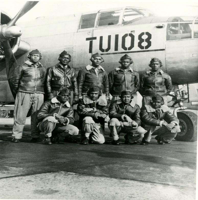 Tuskegee Airmen, Motion Field.
