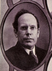 Photograph of Herbert Thompson