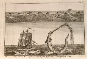 Erik Pontoppidan (1698-1764). The natural history of Norway. London: 1755. (Ellis Aves E333)