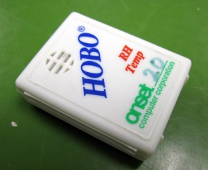 HOBO datalogger