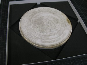 Seal of the University of Kansas, University Archives, Spencer Research Library, University of Kansas Libraries