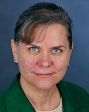 Beth Whittaker portrait