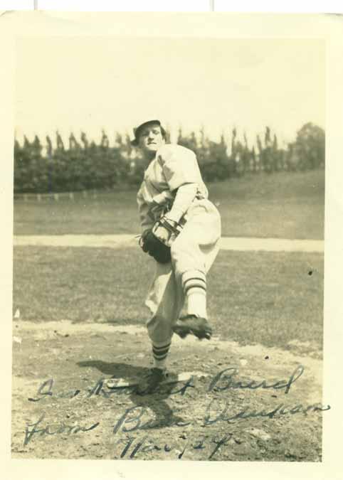 Photograph of Babe Didrickson, undated