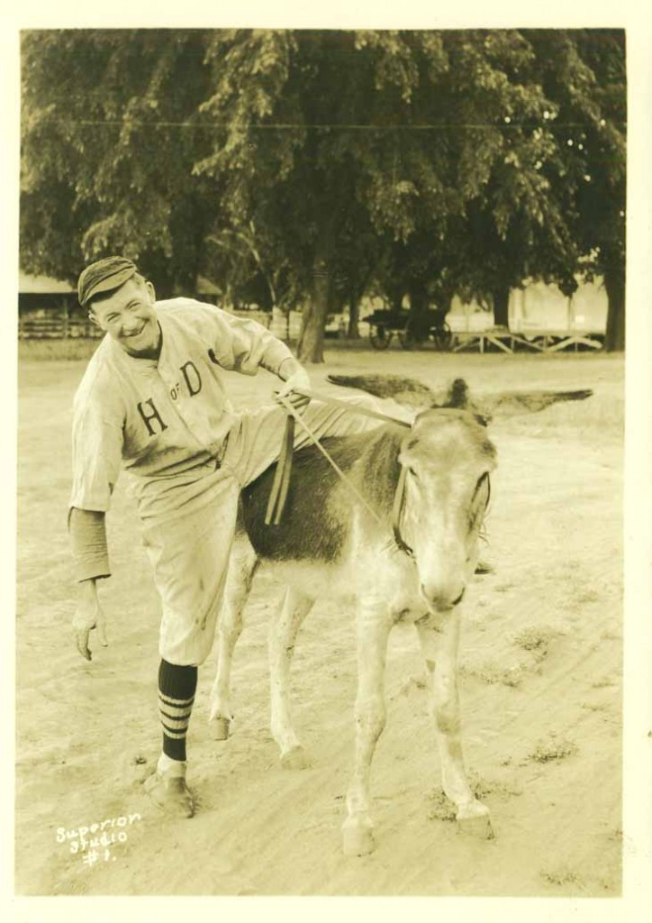 Photograph of Grover Cleveland Alexander, undated