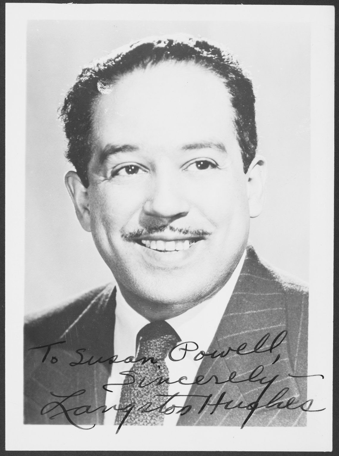 langston hughes prolific writer of black pride Langston hughes, negro poet, author and playwright, who for more than 35 years wrote of what it was like to be a black man in america, died monday night in a new york hospital hughes was born in joplin, mo, feb 1, 1902.