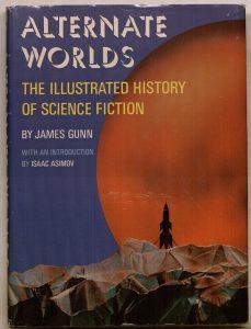 Cover of James Gunn's Alternate Worlds (1975)