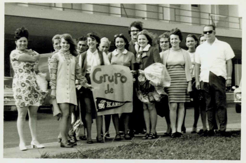Photograph of Grupo de Kansas, 1970