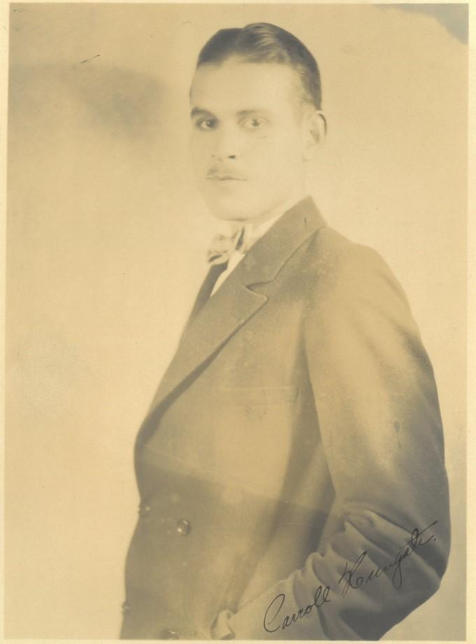 Photograph of Carroll Paul Hungate