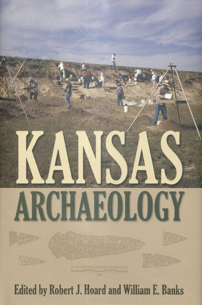 Cover of the book Kansas Archaeology, 2006