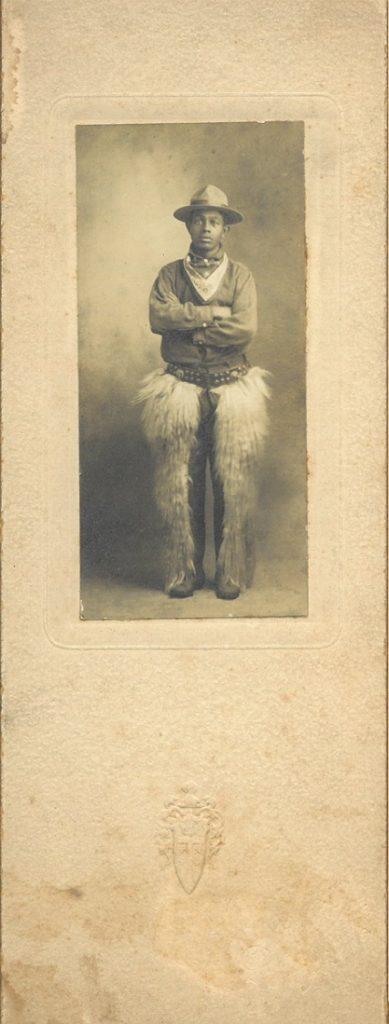 Portrait of Ivan Bowers