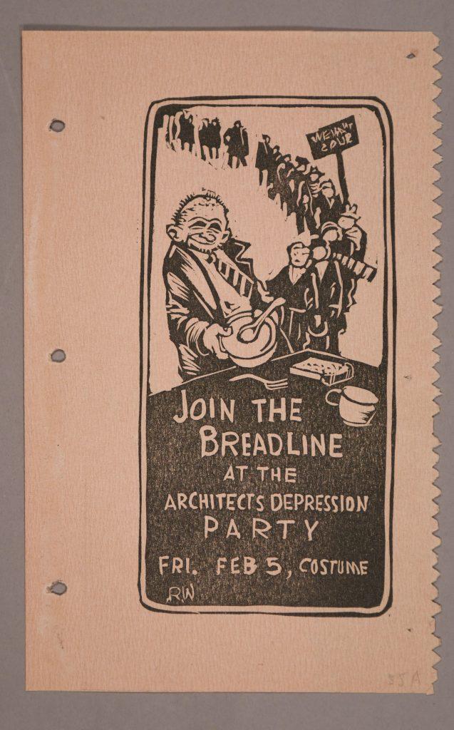 "Print: ""Join the Breadline"""
