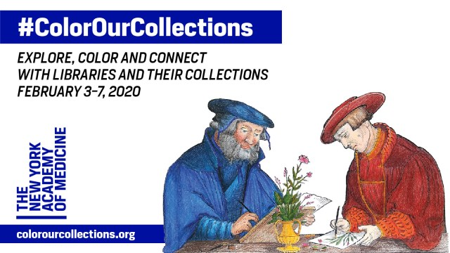 Color Our Collections logo, 2020