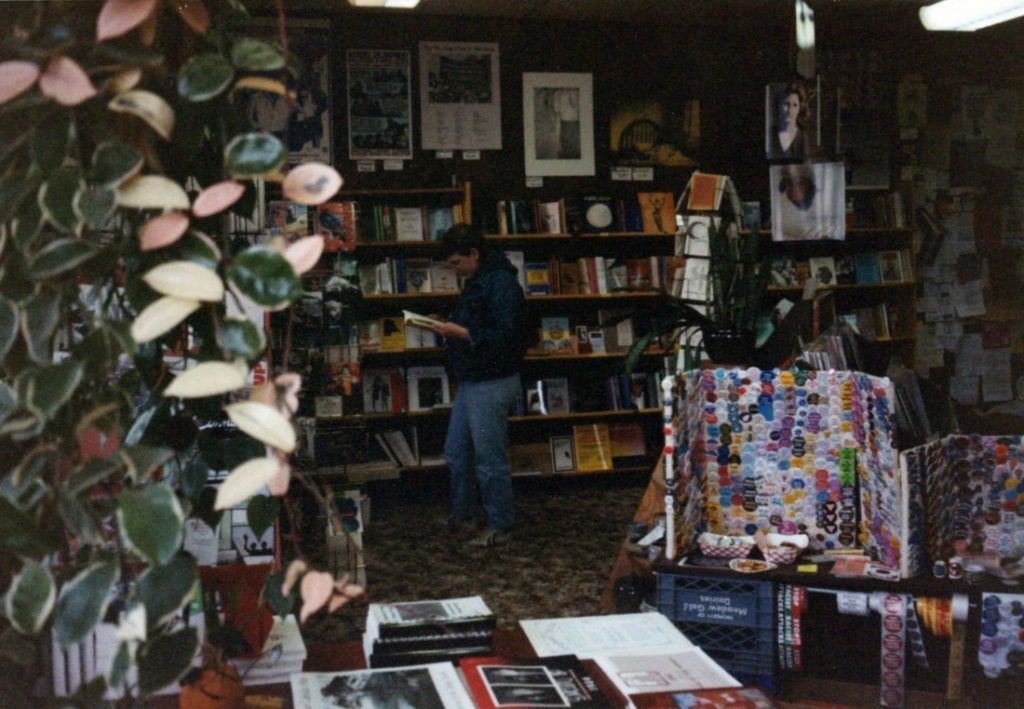 Photograph of the interior of Spinsters